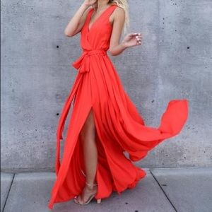 Vici Collection Olivaceous Diana Maxi Sunrise